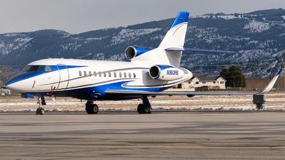 N963RS - Dassault Falcon 900EX - Private