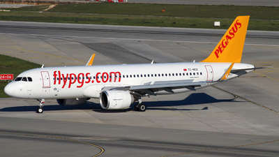 A picture of TCNCO - Airbus A320251N - Pegasus Airlines - © Sarper Duman