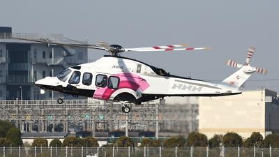 A picture of JA004C - Leonardo AW139 - [41543] - © Yoshiharu Ozaki