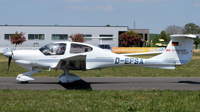 D-EFSA - Diamond DA-40D Diamond Star TDI - Air Alliance