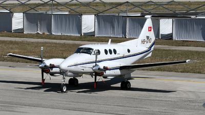 HB-GHD - Beechcraft F90 King Air - Private