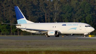 OE-IAC - Boeing 737-4M0(SF) - ASL Airlines