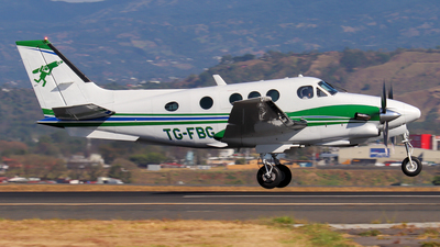 A picture of TGFBG - Beech C90 King Air - [LJ550] - © Kenneth Mora Flores KMF777