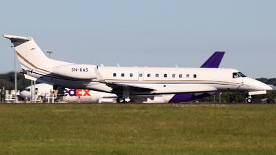5N-KAS - Embraer ERJ-135BJ Legacy 600 - Private