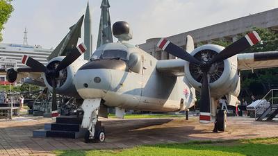 6707 - Grumman US-2A Tracker - South Korea - Air Force