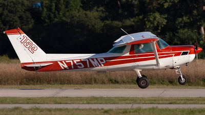 N757MP - Cessna 152 - Private