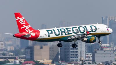 RP-C8975 - Airbus A320-214 - Philippines AirAsia