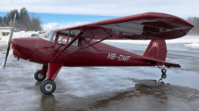 HB-DWF - Luscombe 8A Silvaire - Private
