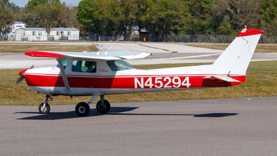 N45294 - Cessna 150M - Private