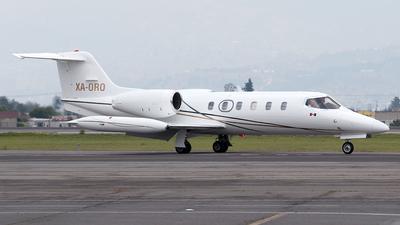 XA-ORO - Bombardier Learjet 35A - Private