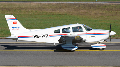 A picture of HBPHT - Piper PA28181 - [287990564] - © Medolago Manuel