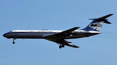 HA-LBK - Tupolev Tu-134A-3 - Malév Hungarian Airlines