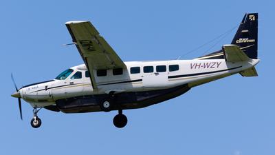 VH-WZY - Cessna 208B Grand Caravan - Aero Tropics Air Services