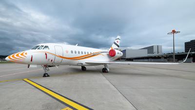 HB-JTC - Dassault Falcon 2000S - Nomad Aviation