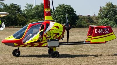 D-MCSZ - Aviation Artur Trendak ZEN1 - Private