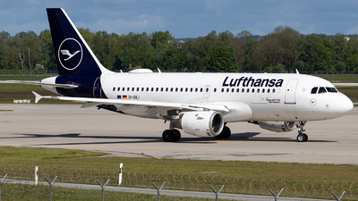 A picture of DAILI - Airbus A319114 - Lufthansa - © FlorianWerner