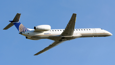 N16541 - Embraer ERJ-145LR - United Express (ExpressJet Airlines)