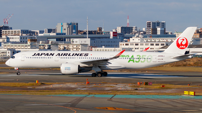 JA03XJ - Airbus A350-941 - Japan Airlines (JAL)