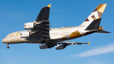 A6-API - Airbus A380-861 - Etihad Airways