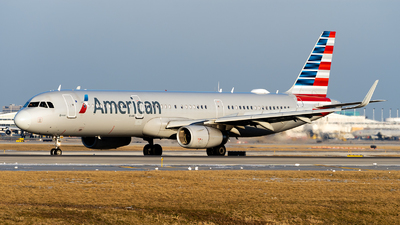 N147AA - Airbus A321-231 - American Airlines