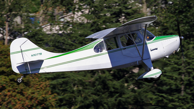 N9077B - Champion 7FC Tri-Traveler - Private