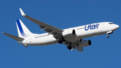 VQ-BDP - Boeing 737-85R - UTair Aviation