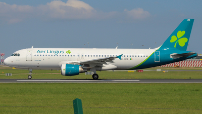 A picture of EIDEE - Airbus A320214 - Aer Lingus - © Pj Mackey
