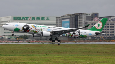 B-16331 - Airbus A330-302 - Eva Air