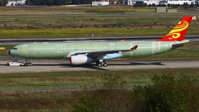 F-WWKD - Airbus A330-343 - Airbus Industrie