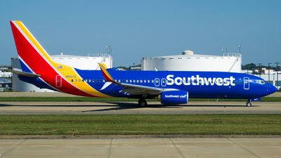 N8527Q - Boeing 737-8H4 - Southwest Airlines