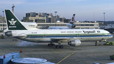 HZ-AHO - Lockheed L-1011-200 Tristar - Saudi Arabian Airlines