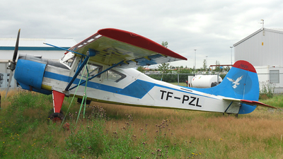 TF-PZL - PZL-Okecie 101A Gawron - Private