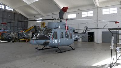 A-042 - Agusta-Bell AB-412 - Uruguay - Navy