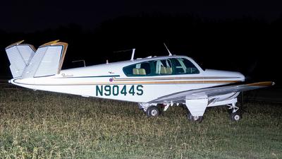 N9044S - Beechcraft S35 Bonanza - Private