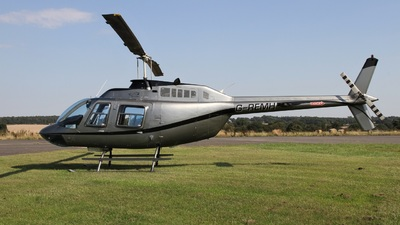 G-REMH - Bell 206B JetRanger III - East Midlands Helicopters