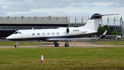 N526EE - Gulfstream G-V - Private