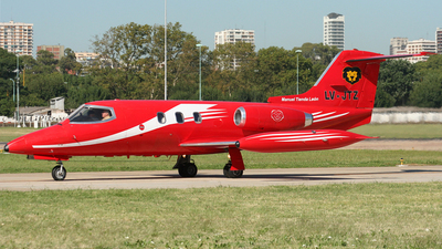 LV-JTZ - Gates Learjet 24D - Private