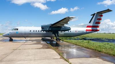A picture of N337EN - De Havilland Canada Dash 8300 - [284] - © Dayon Wong