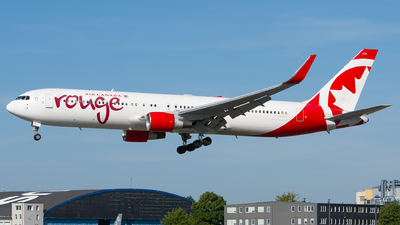 C-FMWY - Boeing 767-333(ER) - Air Canada Rouge