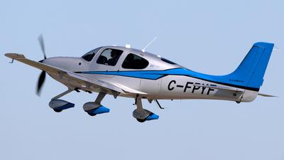 C-FPYF - Cirrus SR22T-GTS Carbon - Private