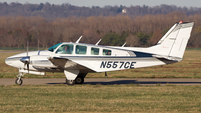 N557CE - Beechcraft 58 Baron - Private