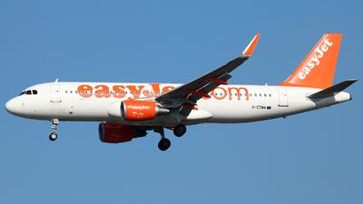 G-EZWN - Airbus A320-214 - easyJet