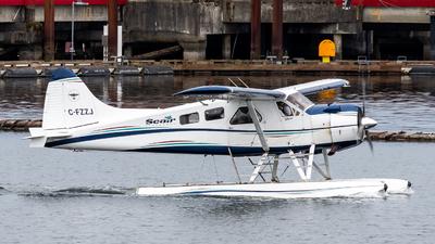 C-FZZJ - De Havilland Canada DHC-2 Mk.I Beaver - Seair Seaplanes