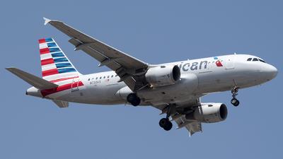 N730US - Airbus A319-112 - American Airlines