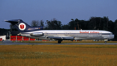 D-ABRI - Boeing 727-230(Adv) - Istanbul Airlines