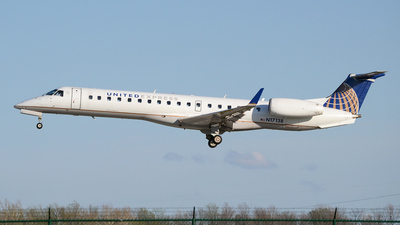 A picture of N17138 - Embraer ERJ145XR - United Airlines - © DJ Reed - OPShots Photo Team