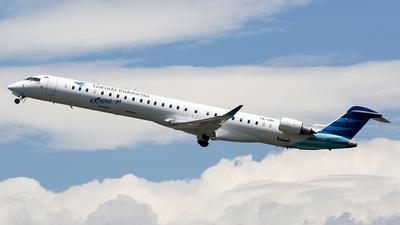 PK-GRI - Bombardier CRJ-1000ER - Garuda Indonesia Explore Jet