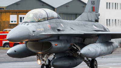 15120 - General Dynamics F-16BM Fighting Falcon - Portugal - Air Force
