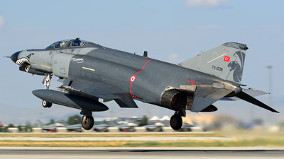 73-1036 - McDonnell Douglas F-4E Phantom II - Turkey - Air Force