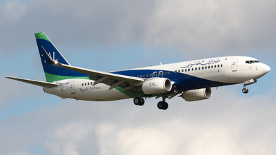 7T-VCD - Boeing 737-8ZQ - Tassili Airlines